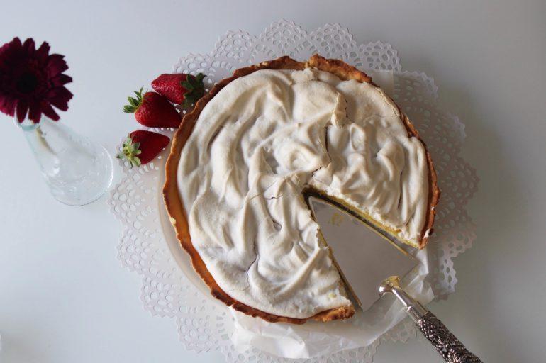Mon péché mignon : La tarte au citron meringuée