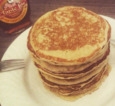 Petit-Déjeuner : Pancakes