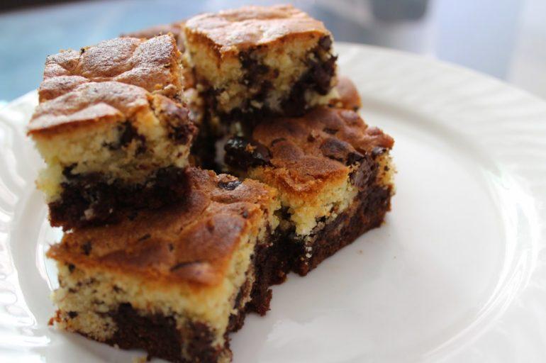 Brookies : Mi-brownie mi-cookies