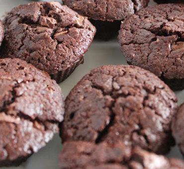 Muffins au chocolat façon Starbucks