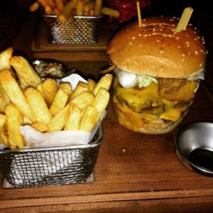 O Mammy Burger