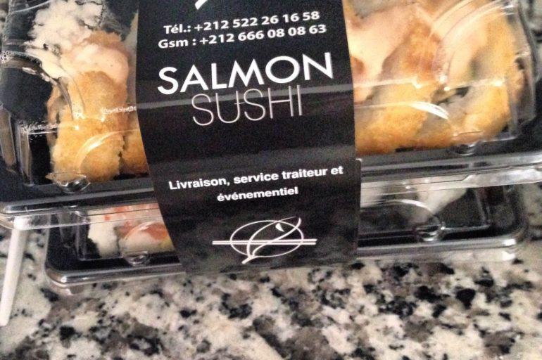 Nouvelle adresse jap à Casa : Salmon Sushi
