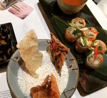Lily's Cuisine Asiatique