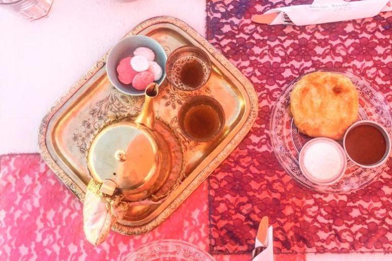 ZWIN' ZWIN' Café : L'incontournable terrasse de la Médina