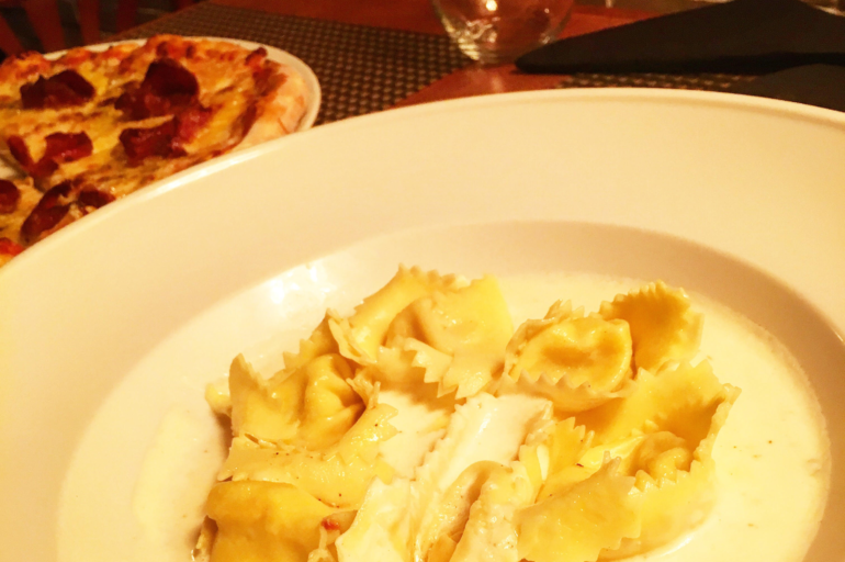 Convivio : Un restaurant italien qui porte bien son nom !