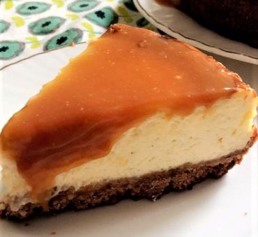 Cheesecake à la française (au fromage blanc)