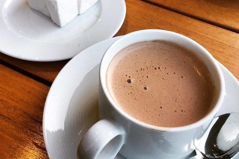 5 endroits où l'on peut prendre un vrai chocolat chaud à Casablanca