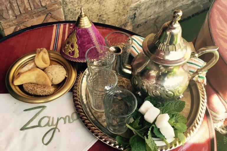 Zayna : Un restaurant marocain aux Habous