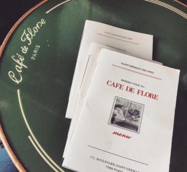 Café de Flore : Un nom, rien de plus