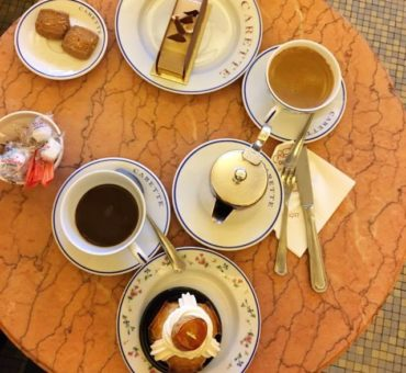 Carette : Mon tea-time parisien