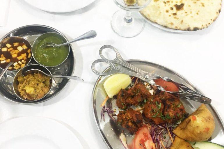 Bombay Palace : Manger Indien à Casablanca