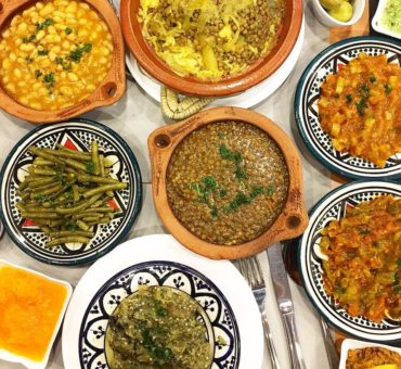 Dar Filali - Manger marocain, comme à la maison, au coeur de Casablanca