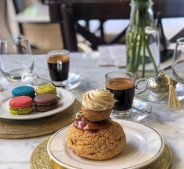 Amandine : Pâtisserie fine à Marrakech