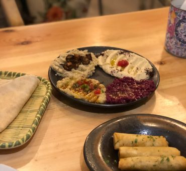 Maison Beyrouth : Cuisine libanaise authentique