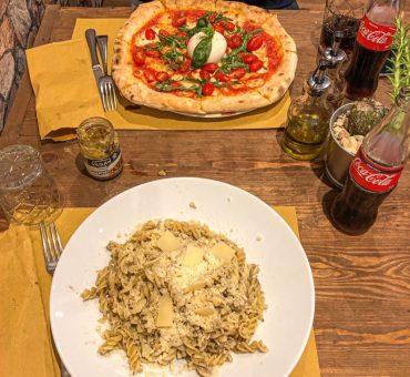 Bocconcino : De l'épicerie fine au restaurant
