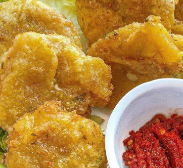 Maakouda (beignets de pommes de terre)