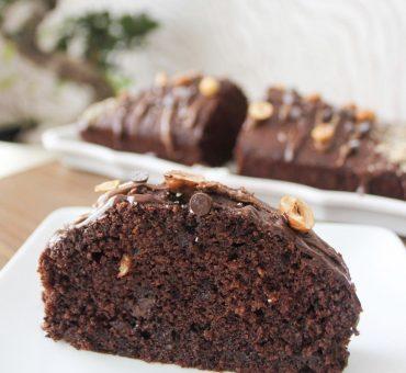 Cake moelleux au chocolat de Ferrandi