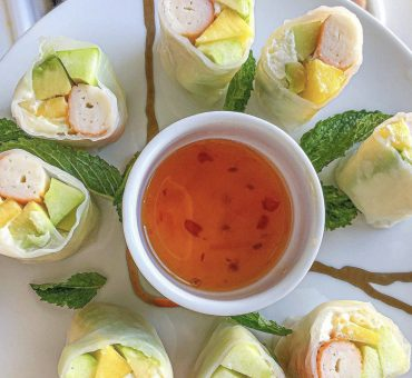 Spring Rolls Exotiques
