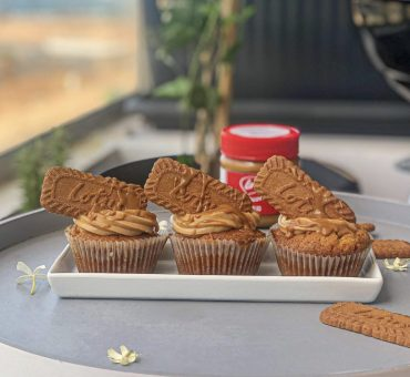 Cupcakes Speculoos